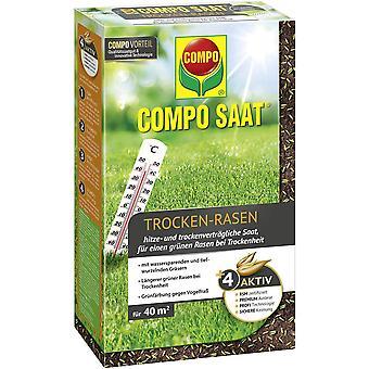 COMPO SAAT® césped seco, 1 kg