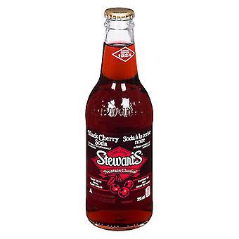 Stewarts Black Cherry -( 355 Ml X 24 Cans )