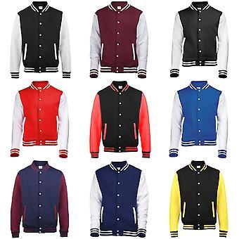 Awdis Unisex Varsity Jacket