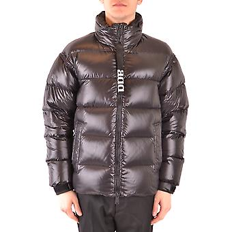 Voeg Ezbc193014 Men's Black Polyester Down Jacket toe