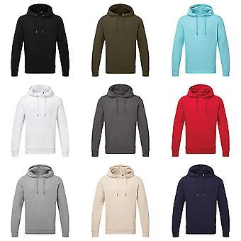 Asquith & Fox mens organische hoodie