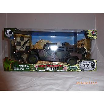 Welt Friedenstruppen Humvee Cargo Truck - Figuren, Zubehör