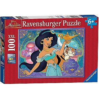 Ravensburger Disney Princess - Jasmine, XXL 100pc Puzzel