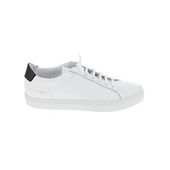 Common Projects 22570547 Her's White Leather Sneakers