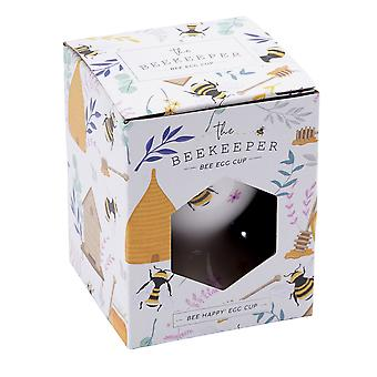 CGB Giftware The Beekeeper Egg Cup