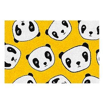 Kids Rug - Panda - Washable - 50 x 75 cm