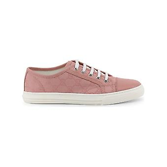 Gucci - Zapatos - Zapatillas - 426187_KQWM0-5777 - Mujeres - Rosa - 37.5