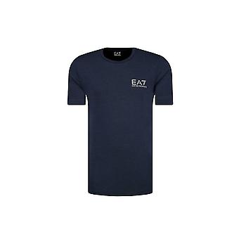 EA7 Men's Navy T-shirt