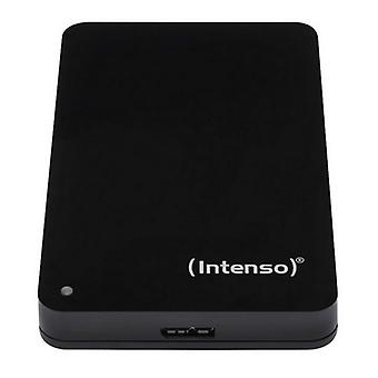 """External Hard Drive INTENSO 6021512 4 TB 2,5"""" USB 3.0 Black"""