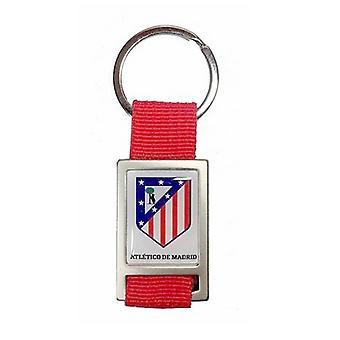 Keychain Atlético Madrid 20678 Silver