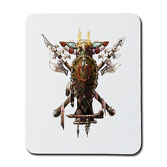 World of Warcraft Tauren Crest Mouse Pad