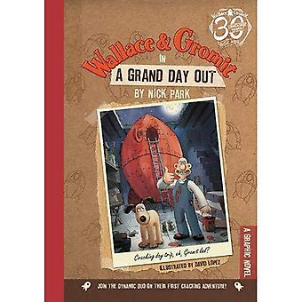 Wallace & Gromit in A Grand Day Out by Nick Park - 9781912867479