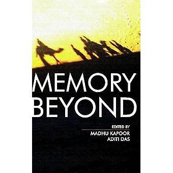 Memory Beyond by Madhu Kapoor - Aditi Das - 9788187891444 Book