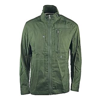 G-Star Powel DC Overshirt Forest Night Premium Twill Jacket