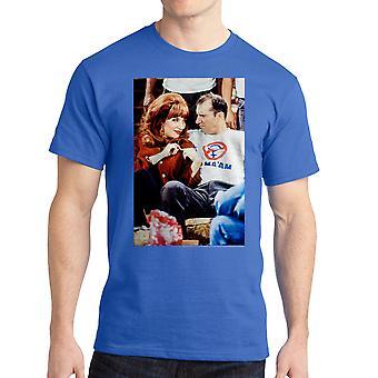 Married With Children Bundys Love Men's Royal Blue T-shirt
