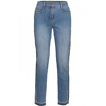 Bianca Light Denim Jeans