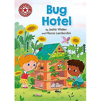 Reading Champion - Bug Hotel - Independent Reading Red 2 by Jackie Walt