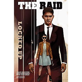 The Raid by Alex Paknadel - 9781785858659 Book