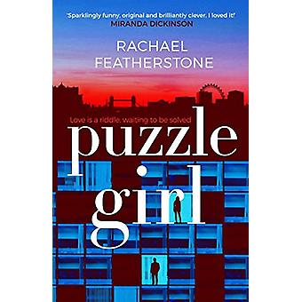 Puzzle Girl by Rachael Featherstone - 9781912534074 Book