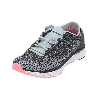Under Armour UA W Charged Bandit 3 Ombre Women's Sports Shoes White Sneakers