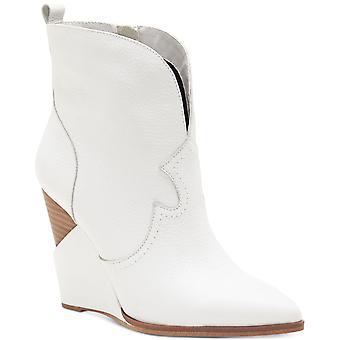 Jessica Simpson mulheres hilrie amêndoa Toe tornozelo moda botas
