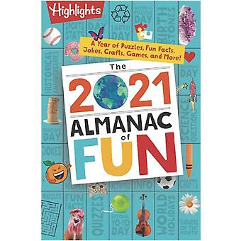 2021 Almanac of Fun