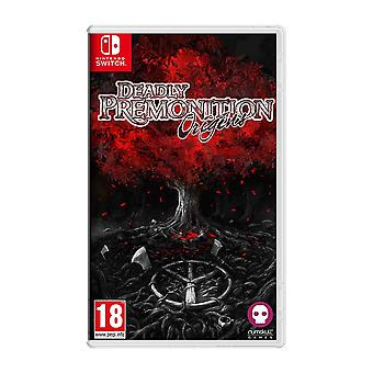 Deadly Premonition: Origins (Nintendo Switch)