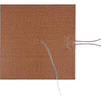 الحرارية TECH سيليكون التدفئة احباط ذاتية اللصق 230 V DC، 230 V AC 600 W IP تصنيف IPX7 (L × W) 200 ملم × 200 ملم