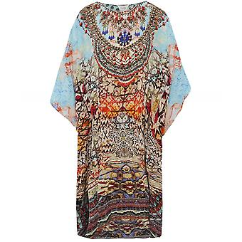 Inoa Arizona Silk Box Kaftan