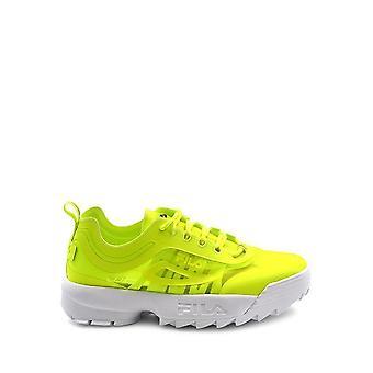 Fila - Shoes - Sneakers - DISRUPTOR RUN_60M - Women - Yellow - EU 40
