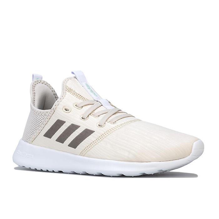 Women's adidas Cloudfoam Pure Trainers in White nOTsy