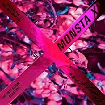 Monsta X - 美しい [CD] USA 輸入