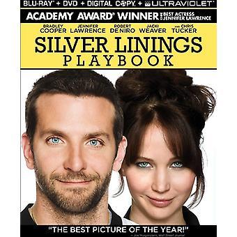 Silver Linings Playbook [BLU-RAY] USA import