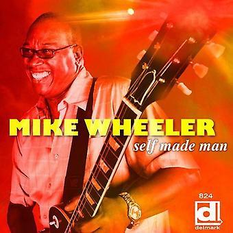 Mike Wheeler - Self Made Man [CD] IMPORTAÇÃO DOS EUA