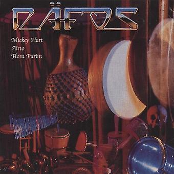 Mickey Hart & Airto Moreira - Dafos [CD] USA import