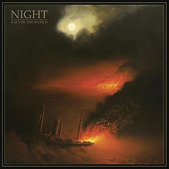 Night - Raft of the World [CD] USA import