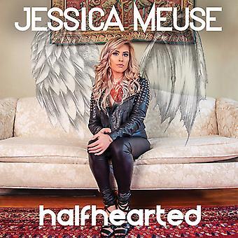 Jessica Meuse - Halfhearted [CD] USA import