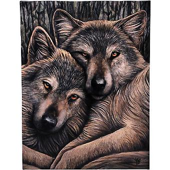 Lisa Parker Loyal Companions Canvas