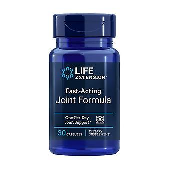 Formule conjointe d'action rapide 30 capsules