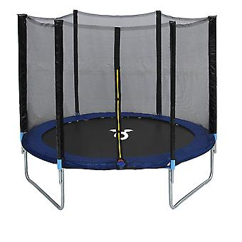 Charles Bentley Children's Monster 10ft Trampoline with Safety Net Enclosure