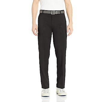 Essentials Men's Standard Classic-Fit Stretch Golf, schwarz, Größe 40W x 28L