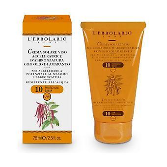 Amaranth Oil Tanning Accelerating Cream 75 ml