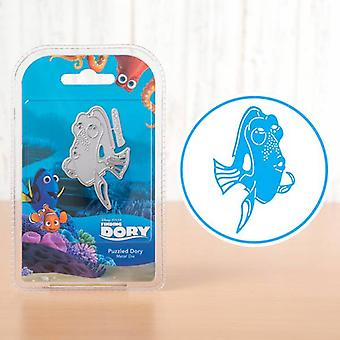 Disney Cutting Dies - Puzzled Dory