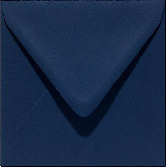 Papicolor 6X Sobre 140X140mm Bleu Nuit