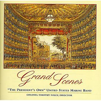 Wagner/Rossini/Massenet/Mascagni/Gimenez/Verdi - Grand Scenes [CD] USA import