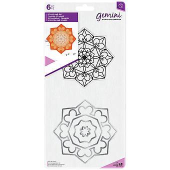 Gemini Zen Stamp & Die