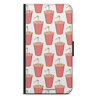 Bjornberry Wallet Case LG G5 - Soft Drink Mugs