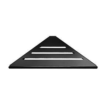 Stainless Steel Triangular Corner Rack