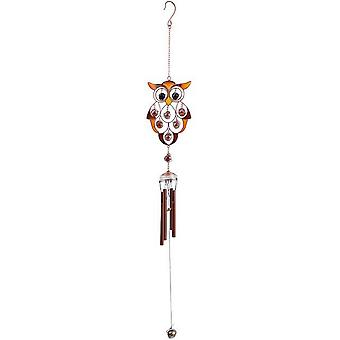Something Different Owl Wind Chime