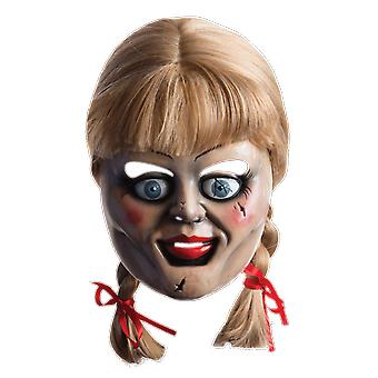 Rubie's Annabelle Mask Scary Doll Horror Film Fancy Dress Costume Accessory